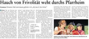 Rheinzeitung 2014